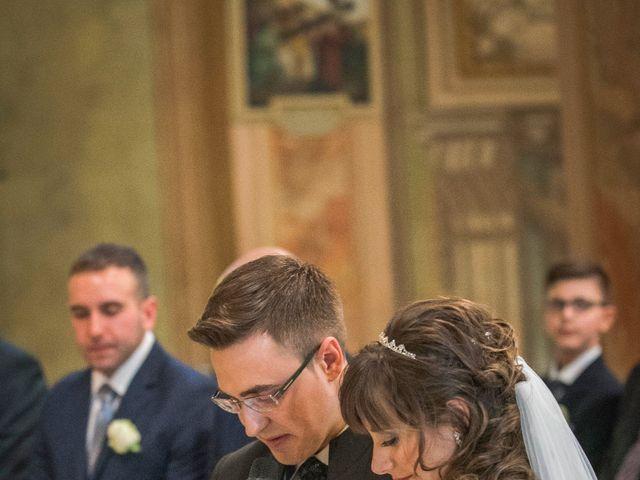 Il matrimonio di Alessandro e Sharon a Induno Olona, Varese 116