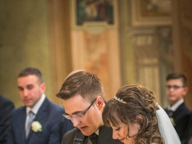 Il matrimonio di Alessandro e Sharon a Induno Olona, Varese 117