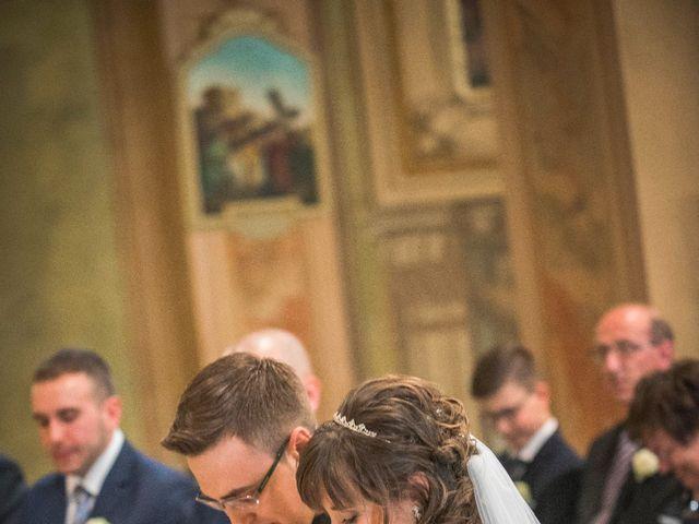 Il matrimonio di Alessandro e Sharon a Induno Olona, Varese 118