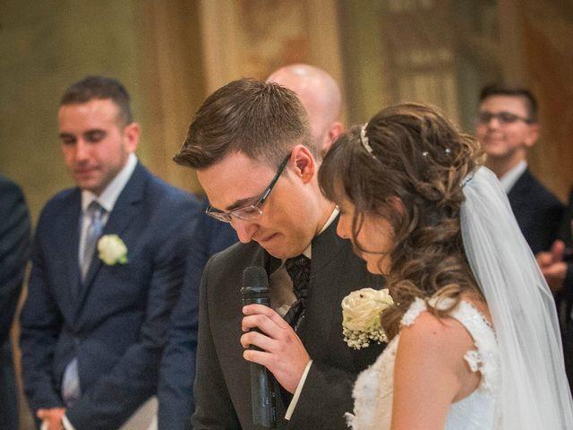 Il matrimonio di Alessandro e Sharon a Induno Olona, Varese 119