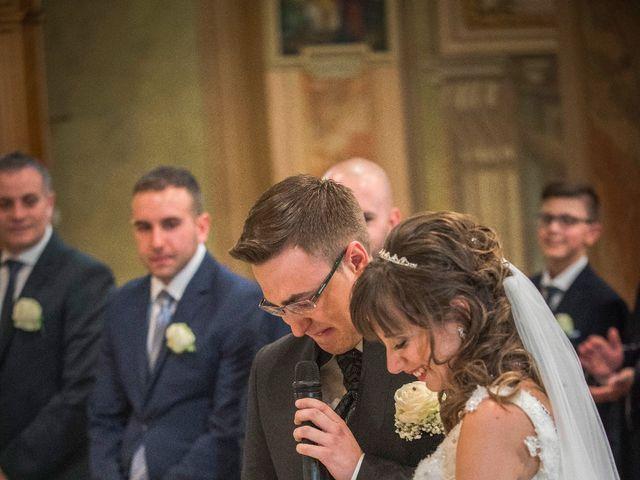 Il matrimonio di Alessandro e Sharon a Induno Olona, Varese 120