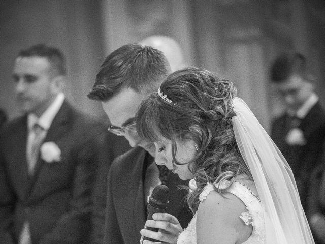 Il matrimonio di Alessandro e Sharon a Induno Olona, Varese 125