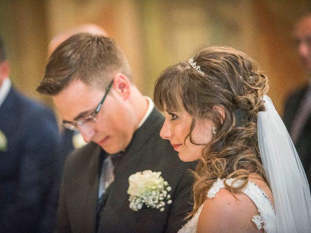 Il matrimonio di Alessandro e Sharon a Induno Olona, Varese 131