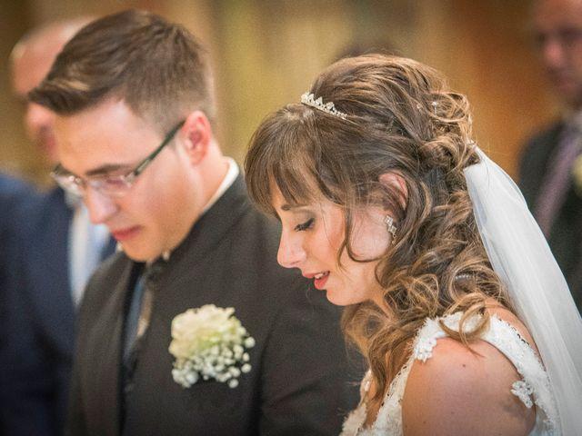 Il matrimonio di Alessandro e Sharon a Induno Olona, Varese 132