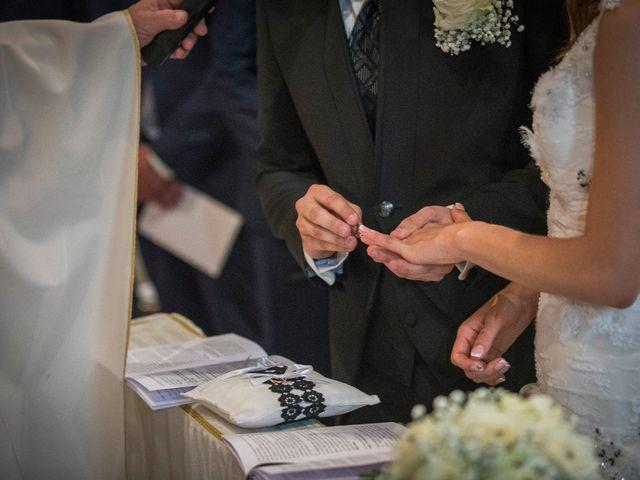 Il matrimonio di Alessandro e Sharon a Induno Olona, Varese 133