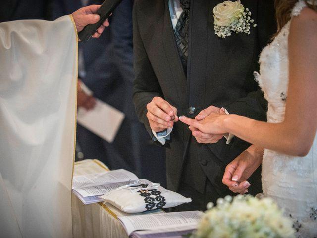 Il matrimonio di Alessandro e Sharon a Induno Olona, Varese 134