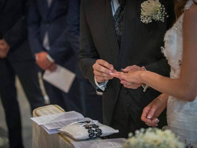 Il matrimonio di Alessandro e Sharon a Induno Olona, Varese 135