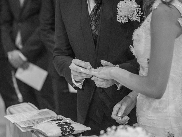 Il matrimonio di Alessandro e Sharon a Induno Olona, Varese 136