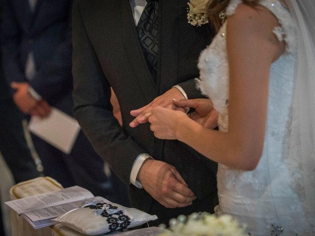 Il matrimonio di Alessandro e Sharon a Induno Olona, Varese 137