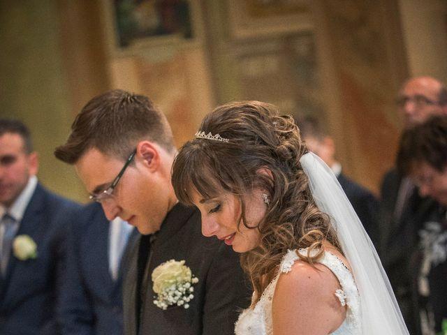 Il matrimonio di Alessandro e Sharon a Induno Olona, Varese 138
