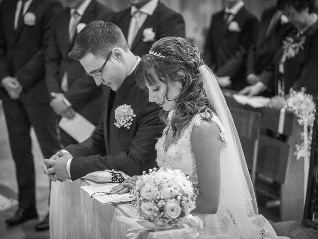 Il matrimonio di Alessandro e Sharon a Induno Olona, Varese 139