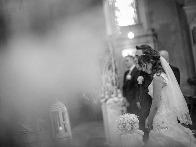 Il matrimonio di Alessandro e Sharon a Induno Olona, Varese 140
