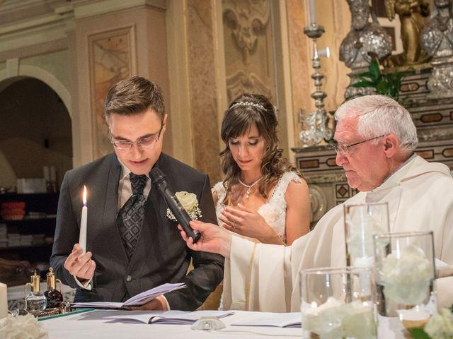 Il matrimonio di Alessandro e Sharon a Induno Olona, Varese 143