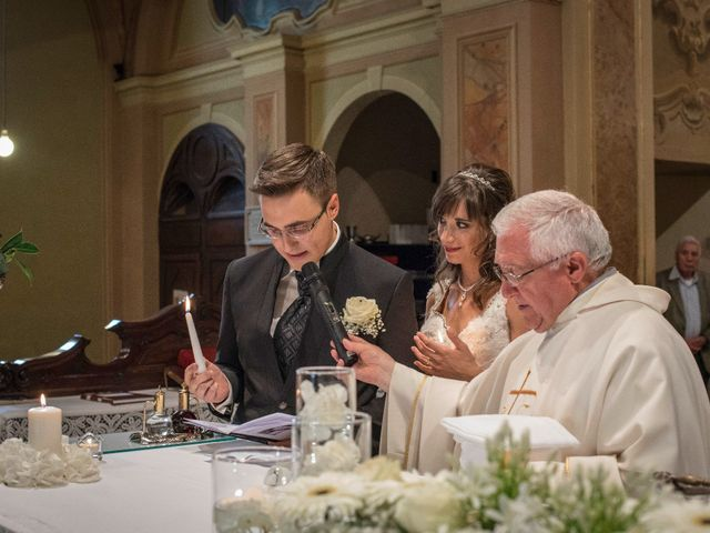 Il matrimonio di Alessandro e Sharon a Induno Olona, Varese 144