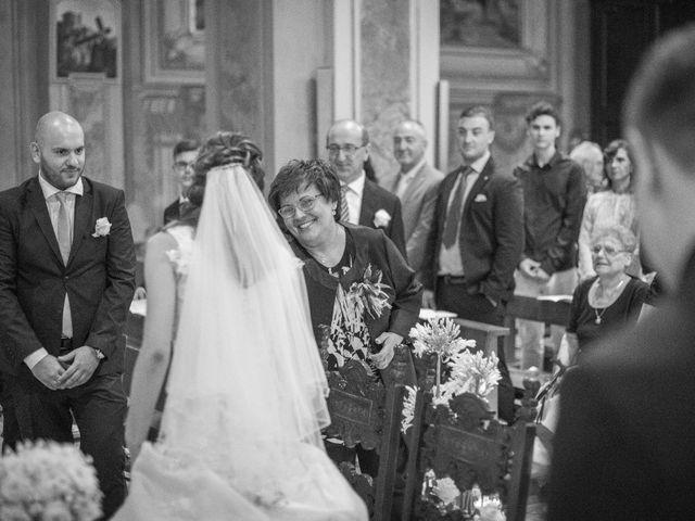 Il matrimonio di Alessandro e Sharon a Induno Olona, Varese 145