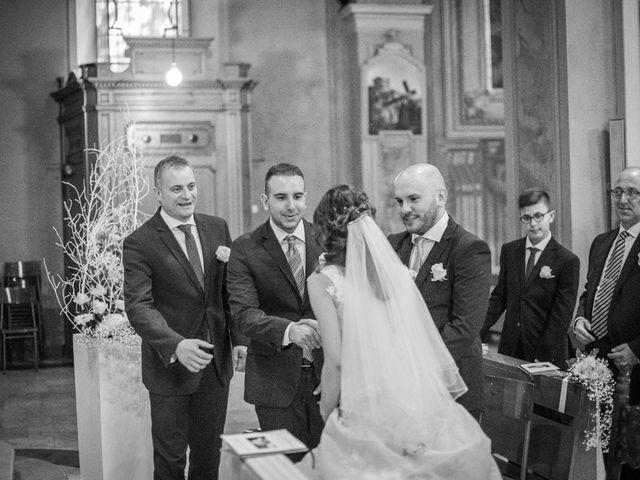 Il matrimonio di Alessandro e Sharon a Induno Olona, Varese 146