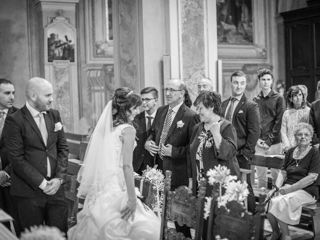 Il matrimonio di Alessandro e Sharon a Induno Olona, Varese 147