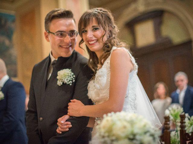 Il matrimonio di Alessandro e Sharon a Induno Olona, Varese 148