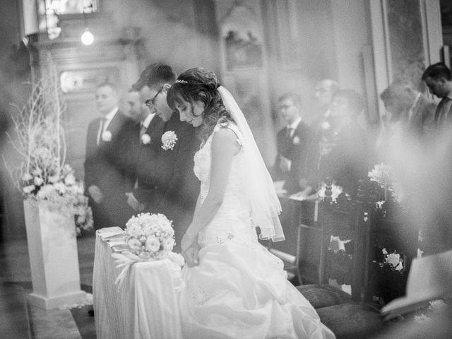 Il matrimonio di Alessandro e Sharon a Induno Olona, Varese 151