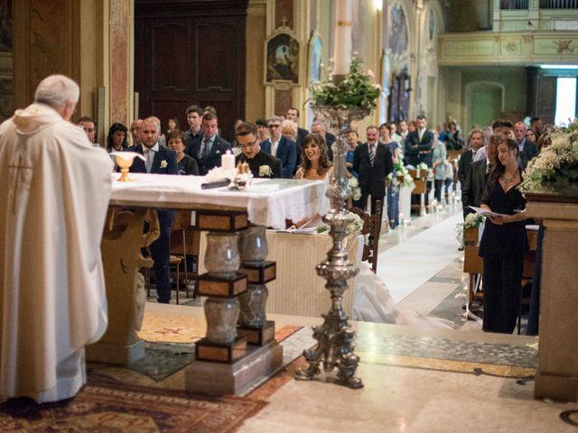 Il matrimonio di Alessandro e Sharon a Induno Olona, Varese 153