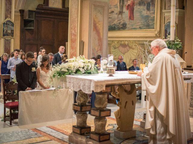 Il matrimonio di Alessandro e Sharon a Induno Olona, Varese 154