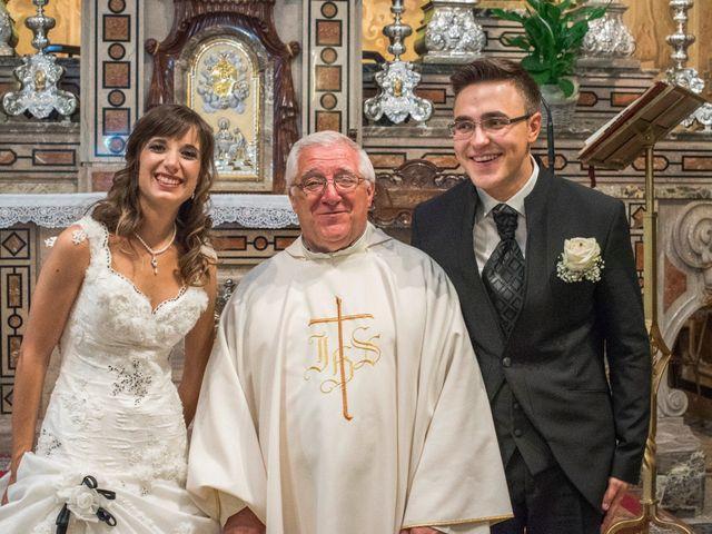 Il matrimonio di Alessandro e Sharon a Induno Olona, Varese 163