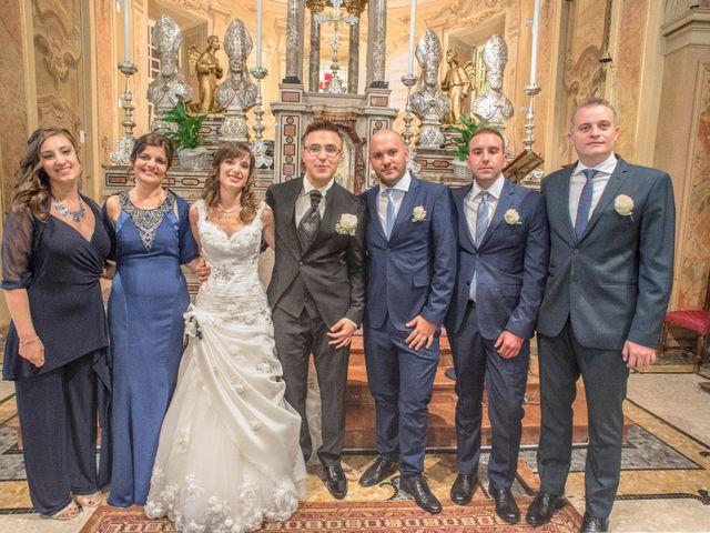 Il matrimonio di Alessandro e Sharon a Induno Olona, Varese 164