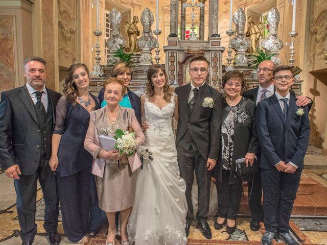 Il matrimonio di Alessandro e Sharon a Induno Olona, Varese 166