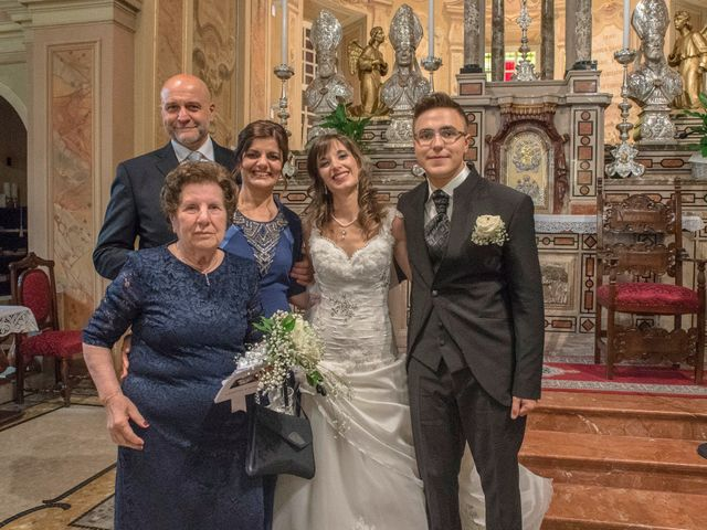 Il matrimonio di Alessandro e Sharon a Induno Olona, Varese 167