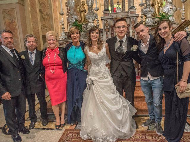 Il matrimonio di Alessandro e Sharon a Induno Olona, Varese 169