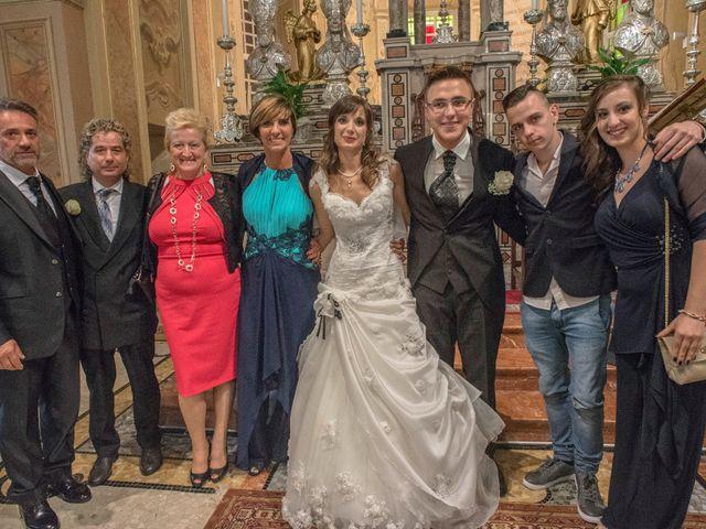 Il matrimonio di Alessandro e Sharon a Induno Olona, Varese 170