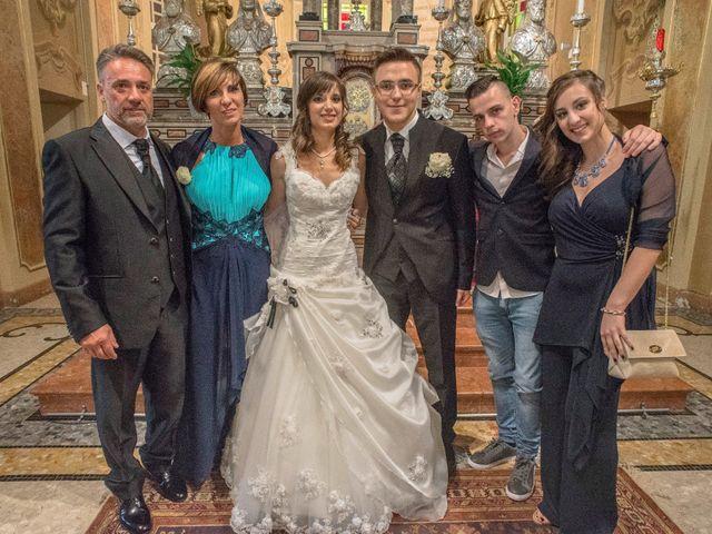 Il matrimonio di Alessandro e Sharon a Induno Olona, Varese 171