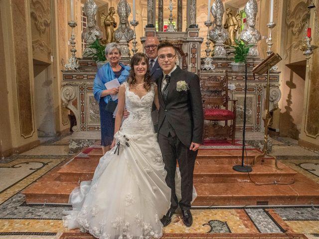 Il matrimonio di Alessandro e Sharon a Induno Olona, Varese 172