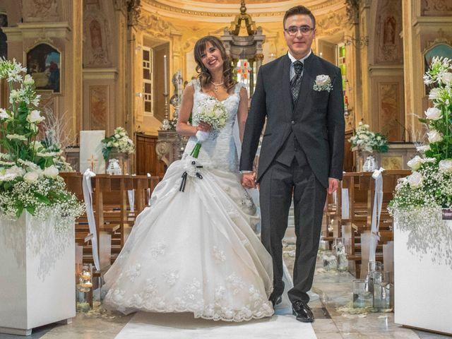 Il matrimonio di Alessandro e Sharon a Induno Olona, Varese 174