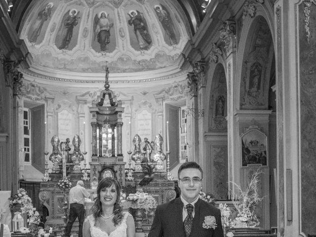 Il matrimonio di Alessandro e Sharon a Induno Olona, Varese 176