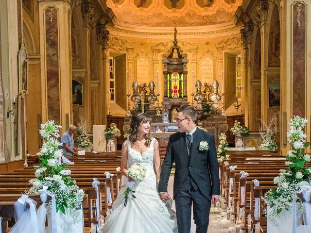 Il matrimonio di Alessandro e Sharon a Induno Olona, Varese 177