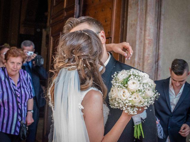 Il matrimonio di Alessandro e Sharon a Induno Olona, Varese 188