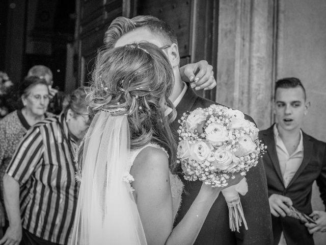 Il matrimonio di Alessandro e Sharon a Induno Olona, Varese 189