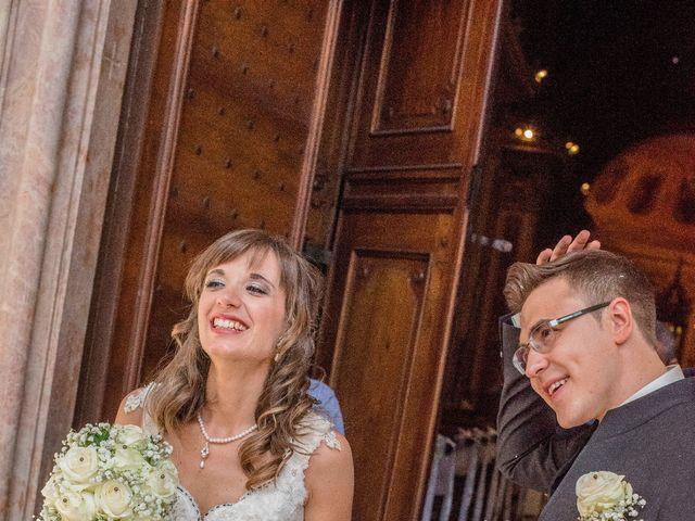 Il matrimonio di Alessandro e Sharon a Induno Olona, Varese 190