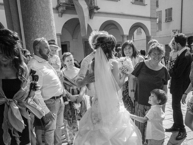 Il matrimonio di Alessandro e Sharon a Induno Olona, Varese 191
