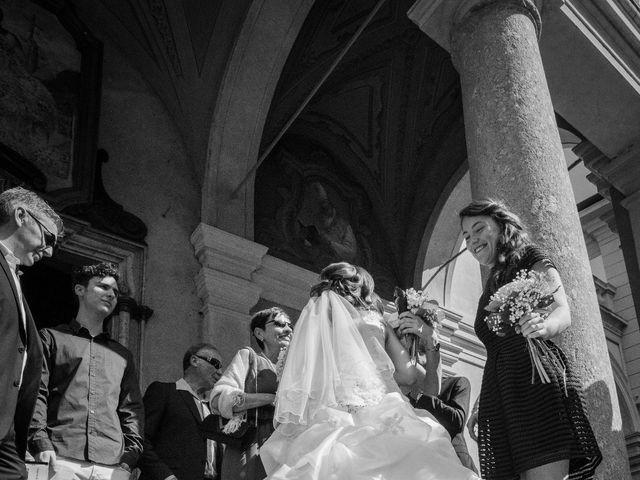 Il matrimonio di Alessandro e Sharon a Induno Olona, Varese 193