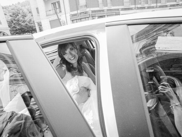 Il matrimonio di Alessandro e Sharon a Induno Olona, Varese 195
