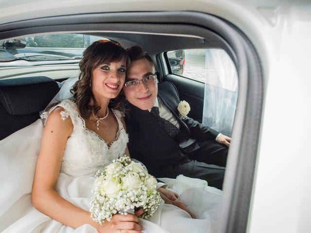 Il matrimonio di Alessandro e Sharon a Induno Olona, Varese 197