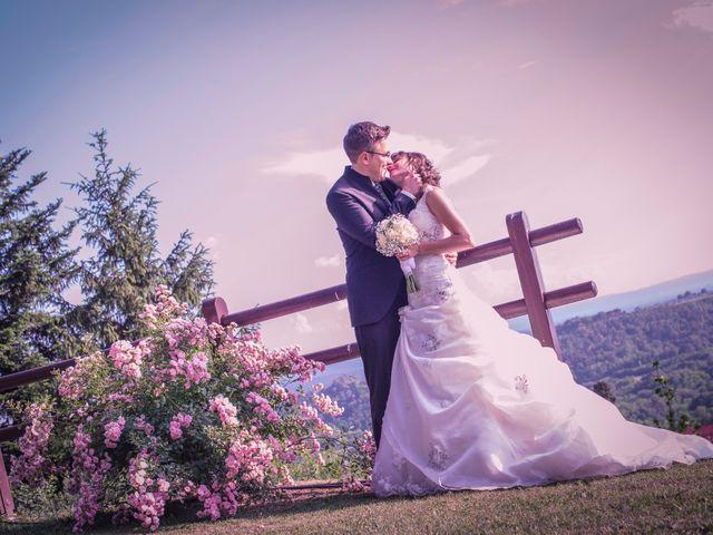 Il matrimonio di Alessandro e Sharon a Induno Olona, Varese 209
