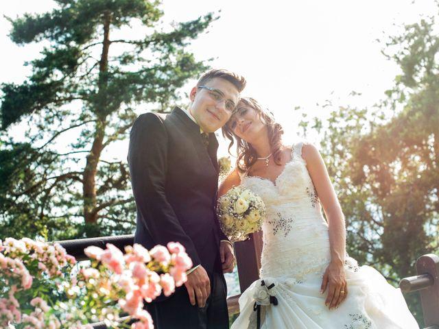 Il matrimonio di Alessandro e Sharon a Induno Olona, Varese 211