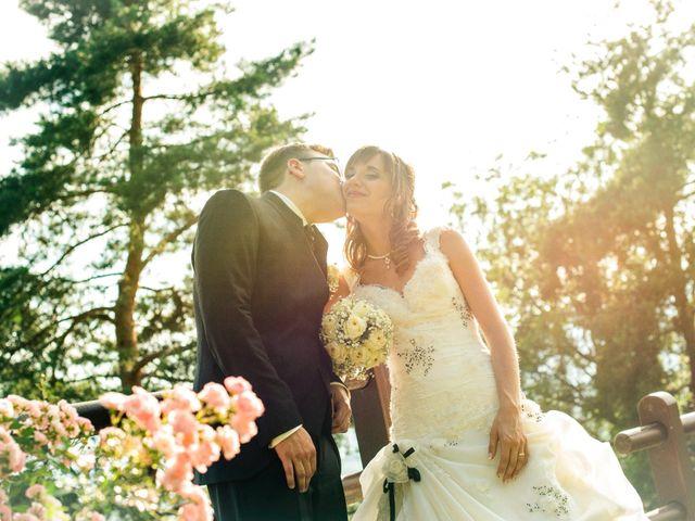 Il matrimonio di Alessandro e Sharon a Induno Olona, Varese 213