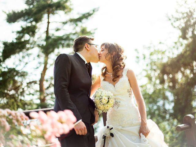 Il matrimonio di Alessandro e Sharon a Induno Olona, Varese 216