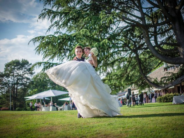 Il matrimonio di Alessandro e Sharon a Induno Olona, Varese 220