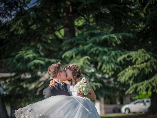Il matrimonio di Alessandro e Sharon a Induno Olona, Varese 221