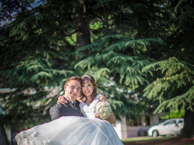 Il matrimonio di Alessandro e Sharon a Induno Olona, Varese 222